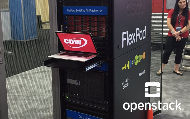 NetApp, Cisco and Red Hat announce OpenStack on FlexPod SolidFire!