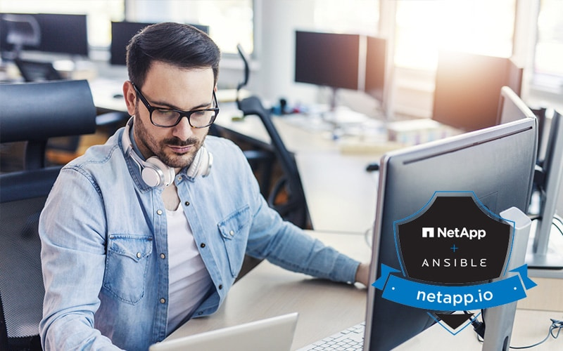 Getting Started with NetApp and Ansible: Complete Workflow