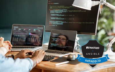 Getting Started with NetApp and Ansible: First Playbook Example