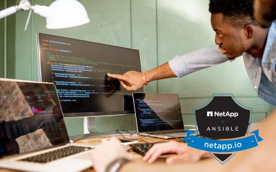 Getting Started with NetApp and Ansible: Understanding Playbooks